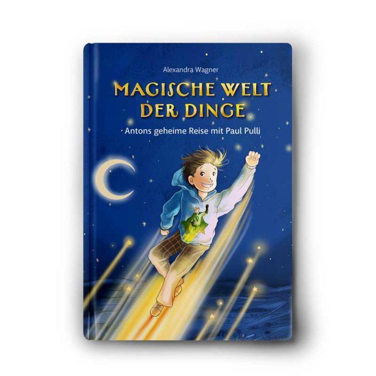 Kinderbuch Magische Welt der Dinge