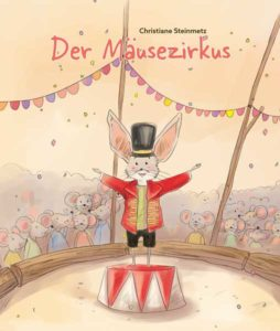 maus hausenmaus Kinderbuch bilderbuch illustratorin