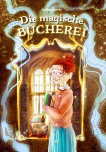 magie Bücherei cover illustration lesebuch abenteuer