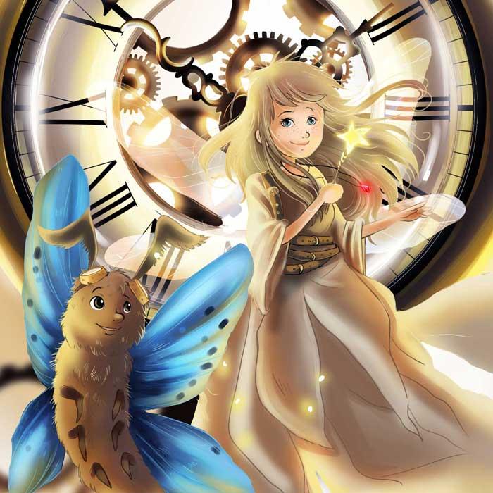 Fantasy Illustration Fee Lambadu