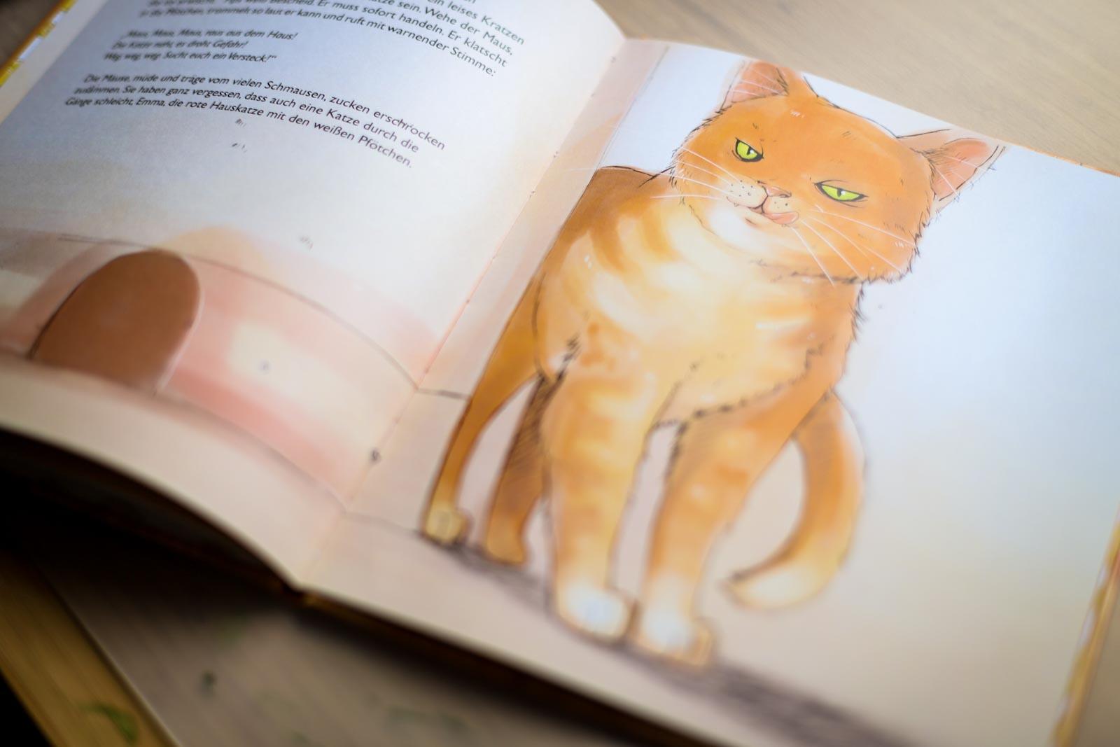 Wie entsteht eigentlich ein Kinderbuch?